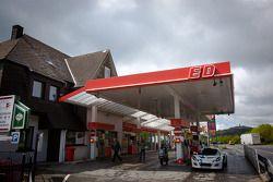 Gasolinera de Döttinger Höhe