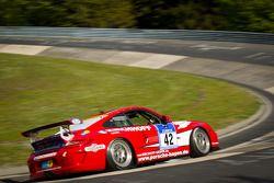 #42 Porsche GT3: Wolfgang Kemper, Willi Friedrichs