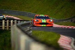 #63 Nova Race Ginetta GT4: Matteo Cressoni, Michael Simpson, Alessandro Bonacini, Tiziano Cappellett