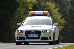 Audi RS4 Safety Car