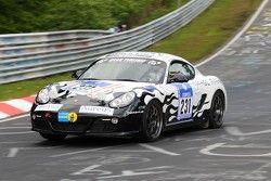 #231 Team Mathol Racing e.V. Porsche Cayman R: Scott Preacher, Steve Evans