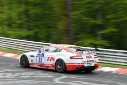 #62 AVIA Racing Team Bratke Aston Martin Vantage GT4: Oliver Louisoder, Jörg Bratke, Jo von Muschwit