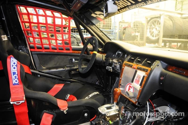 Interior del Audi A8