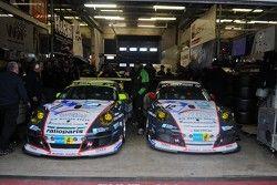 Garaje de Manthey Racing