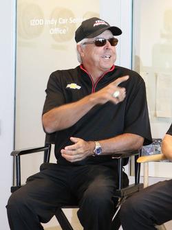 Rick Mears, Team Penske Racing