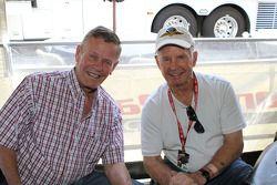 Bobby Unser and Parnelli Jones