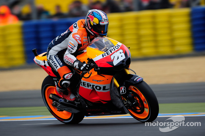 Plus grand nombre de pole positions MotoGP : 4