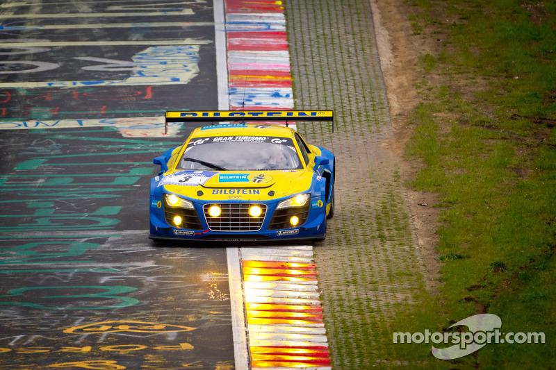 #3 Audi Sport Team Phoenix Audi R8 LMS Ultra: Marc Basseng, Christopher Haase, Frank Stippler, Markus Winkelhock