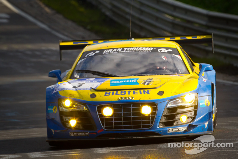 2012: #3 Audi Sport Team Phoenix, Audi R8 LMS Ultra