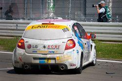 #169 Roadrunner Racing Renault Clio: Joachim Steidel, Volker Kühn, Nadir Zuhour, Mohammed Al Oawis,