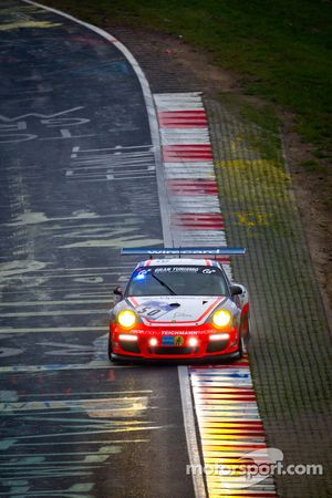 #50 raceunion Teichmann Racing Porsche 911 GT3 Cup: Andreas Gülden, Niclas Kentenich