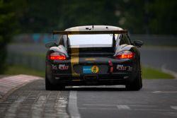 #96 Porsche Cayman S: Carsten Ohlinger, Thorsten Stadler, Einar Thorsen, Lasse Osterild
