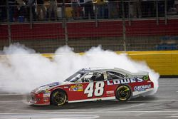 Winnaar Jimmie Johnson, Hendrick Motorsports Chevrolet