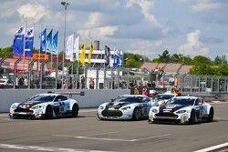 #005 Aston Martin Test Centre Aston Martin Zagato: Ulrich Bez, Christopher Porritt, Wolfgang Schuhba