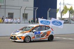 #192 Ford Fiesta: Ralph Caba, Volker Lange, Oliver Sprungmann