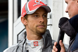 Jenson Button y David Coulthard
