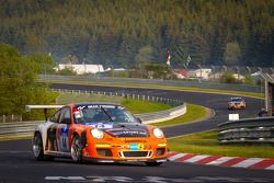 #14 Manthey Racing Porsche 911 GT3 Cup: Frank Kräling, Marc Gindorf, Peter Scharmach, Marco Schelp