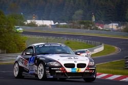 #222 Team DMV BMW Z4 3.0 Si: Matthias Unger, Daniel Zils, Norbert Fischer, Timo Schupp