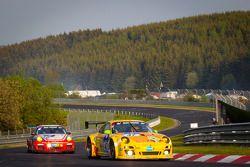#47 Timbuli Racing Porsche 911 GT3: Marc Busch, Egon Allgäuer, Karim Al Azhari