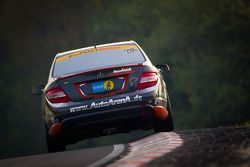 #208 Team AutoArenA Motorsport Mercedes-Benz C 230: Patrick Assenheimer, Marc Marbach, Hannes Pfledd