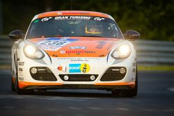 #238 Porsche Cayman R: Klaus Bauer, Heinz-Josef Bermes, Johann Wanger