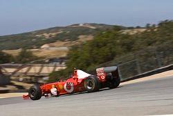 Bud Moeller in Ferrari 2003-GA tijdens Ferrari Racing Days