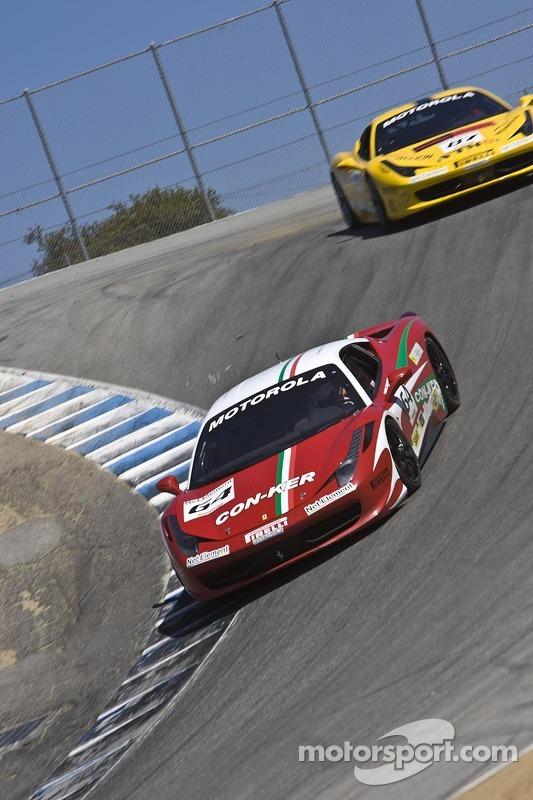 #64  Ferrari of Ft. Lauderdale Ferrari 458 Challenge: Frank Fusillo
