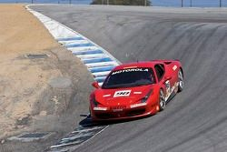 #98 Ferrari of San Francisco Ferrari 458 Challenge: Larry Bowman