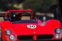 Ferrari 333SP demonstration