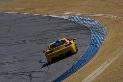 #87 Ferrari of San Diego Ferrari 458 Challenge: Rich Baek