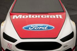 De 2013 Wood Brothers Ford Fusion kleurstelling
