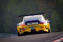 #45 Porsche 911: Kersten Jodexnis, Wolfgang Destrée