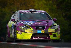 #176 Seat Leon 2.0 TDI: Ivo Breukers, Henk Thijssen, Monny Krant
