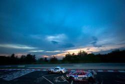 #231 Team Mathol Racing e.V. Porsche Cayman R: Scott Preacher, Steve Evans, #24 Audi race experience