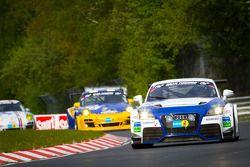 #116 Besaplast Racing Team Audi TT RS: Franjo Kovac, Martin Tschornia, Fredrik Lestrup, Kurt Thiim