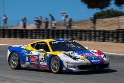 #22 Ferrari of Ft Lauderdale 458TP: Enzo Potolicchio