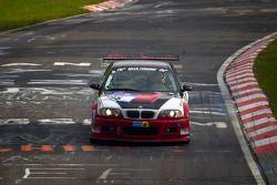 #95 Hofor Racing BMW M3 CSL: Martin Kroll, Michael Kroll, Ronny Tobler, Jürg Tobler