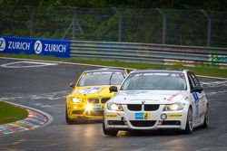 #202 Bonk Motorsport BMW 320 si: Axel Burghardt, Guy Stewart, Toshiya Ito