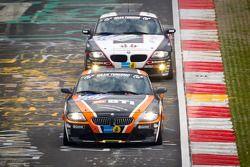 #237 BMW Z4: Josef Stengel, Rainer Kathan, Andreas Herwerth
