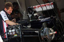 Williams FW34