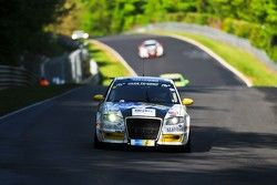 #190 Audi A4 Quattro: Thomas Hanisch, Bastian Goercke, Hans Keutmann