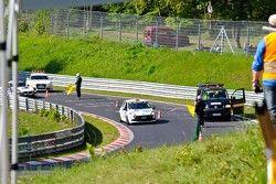 #168 roadrunner racing Renault Clio: Roland Botor, Fabian Müller