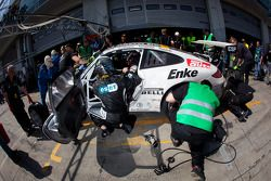 Pitstop #39 Dörr Motorsport Porsche 911 GT3 Cup: Christian Gebhardt, Markus Grossmann, Timo Kluck