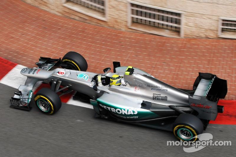"""2012赛季摩纳哥大奖赛:在""""家门口""""登上领奖台"""