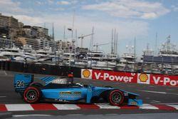 Виктор Герен. Монако, квалификация в четверг.