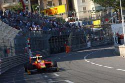 Фабио Ляймер. Монако, квалификация в четверг.