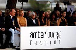 ГП Монако, Модное шоу в Amber Lounge.