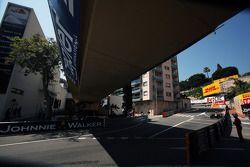 Хейкки Ковалайнен. ГП Монако, Субботняя квалификация.