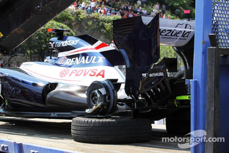 GP de Mónaco 2012 PL3