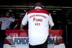 Wood Brothers crew